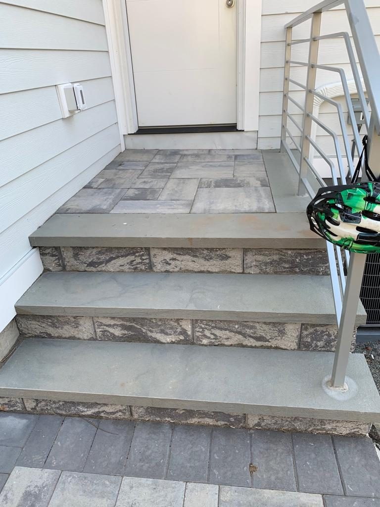 paving stairs new jersey