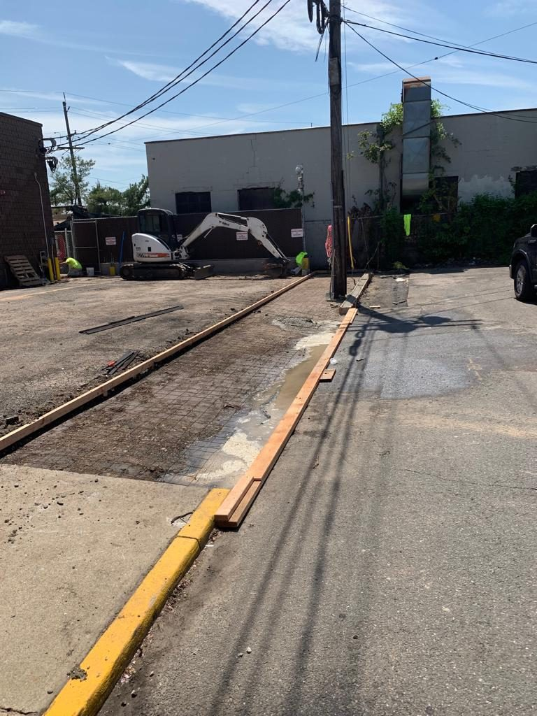 Commercial Paving services in New Jersey