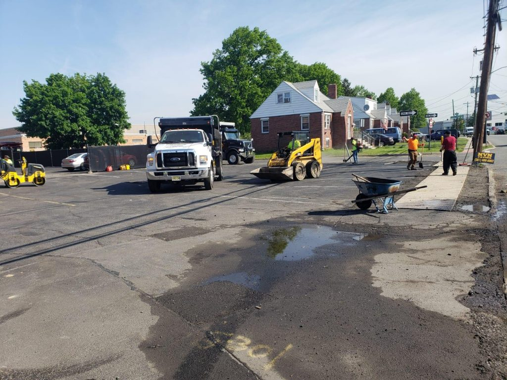 nvn paving in new jersey