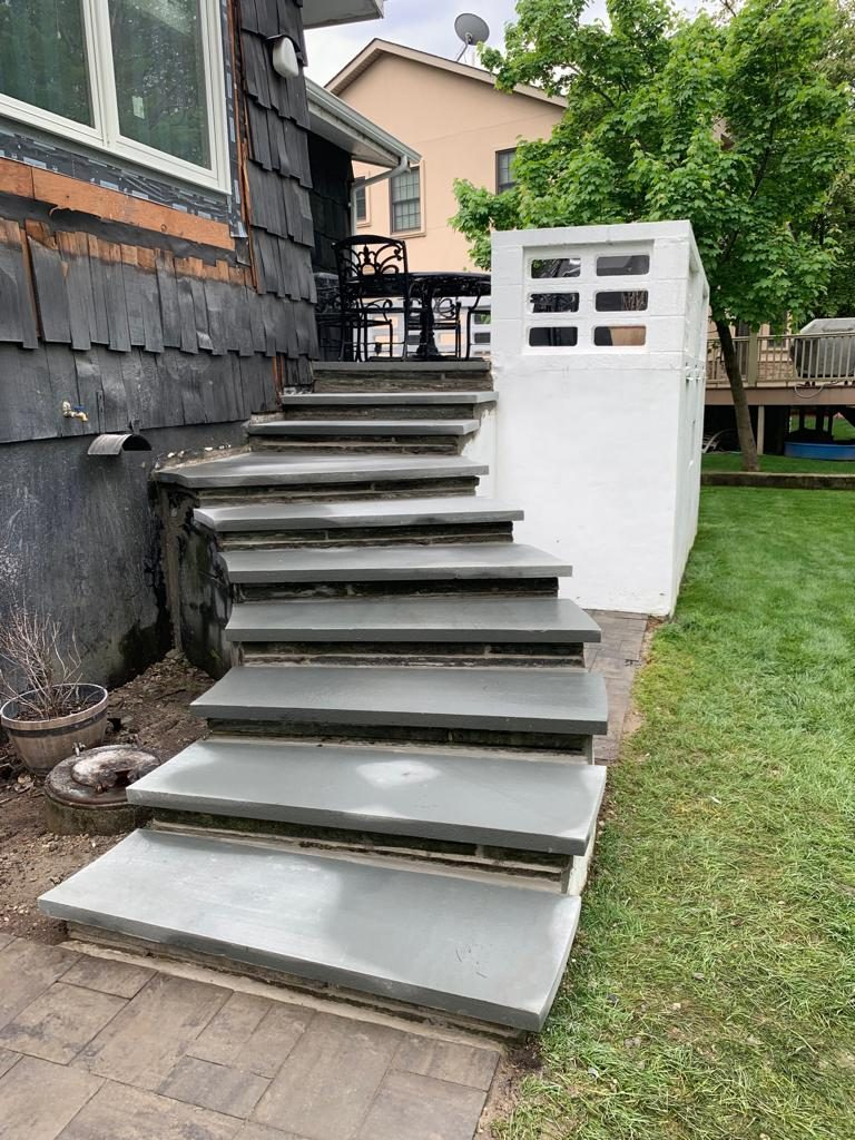 stairs concrete services new jersey
