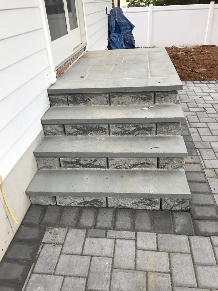 stairs paving in new jersy