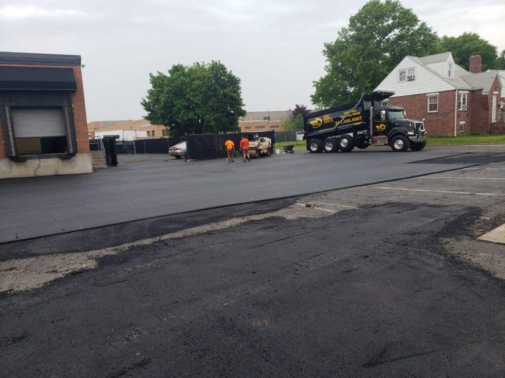 asphalt pavers in New Jersey