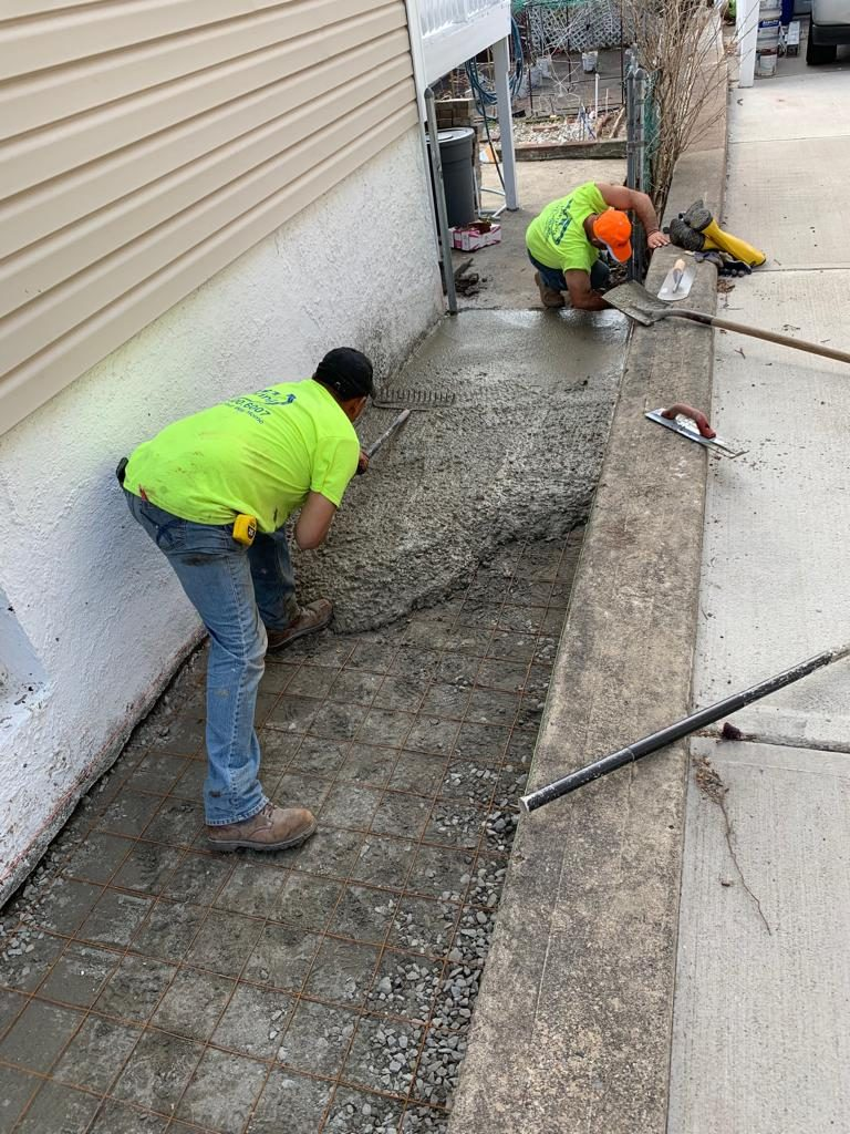 commercial concrete in new jersey