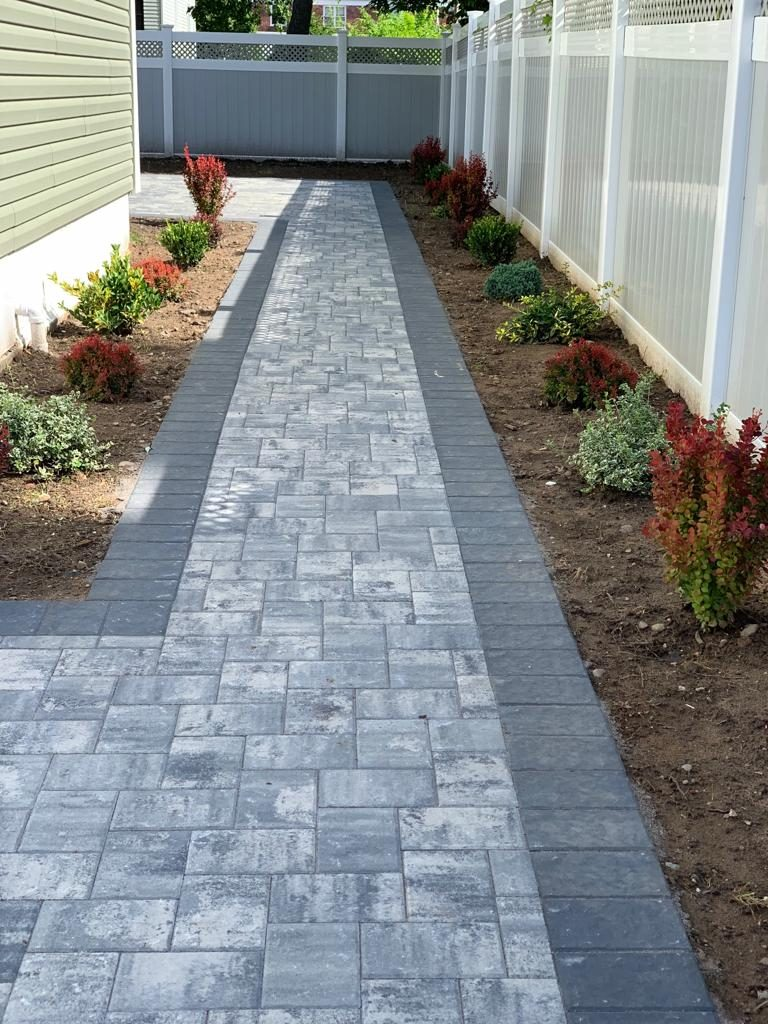 walkway and patio paving in nj