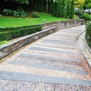 Driveway paving in New Jersey